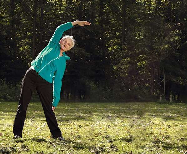 stretching-senior-woman