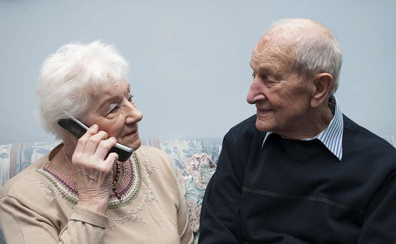 Technology can be very helpful to seniors who want to increase independence and quality of life. Removing the barriers to technology can help enhance their lives.